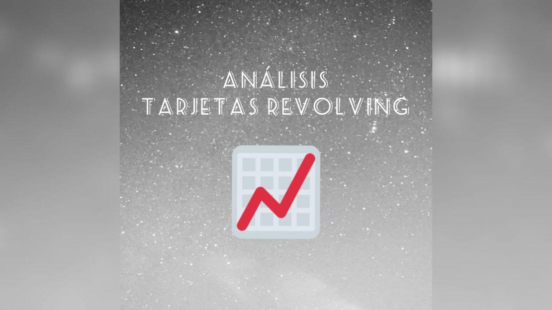 Tarjetas revolving análisis
